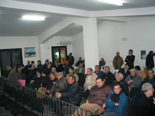 Town Meeting to protect the environment in Gioia Tauro Calabria  - villa rental - Villetta Mimma Vittoria - Gioia Tauro - Calabria - Italy