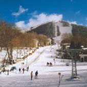 skiing in calabria